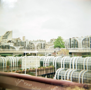 Paris lomography 4